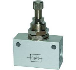Bidirectional flow control valves - K-DV 1