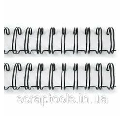 Пружина для переплета Cinch Wires 2,54см - Black