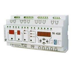 Послідовно-комбінаційний таймер ТК-415
