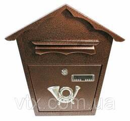 Поштова скринька СП -1 Мідний антик, Фото
