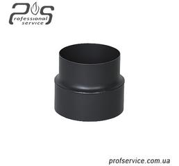 Дымоходная редукция стальная 2 мм/130 мм/150 мм купить оптом