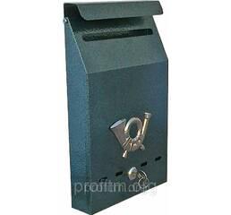 Поштова скринька СП - 7 Зелений антик, Фото