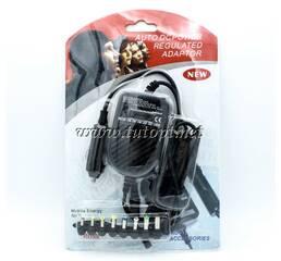 Автомобильное зарядное устройство для ноутбука Notebook Power Adapter 8040
