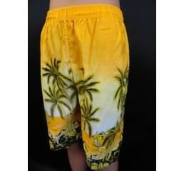 Довгі гавайські шорти чоловічі купити оптом