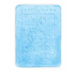 Одеяло TG-6159 80х110 blue