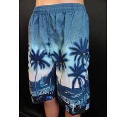 Чоловічі шорти з пальмами купити