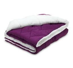 Одеяло Dormeo Yin&Yan 3in1  140х200 см  Фиолетовый