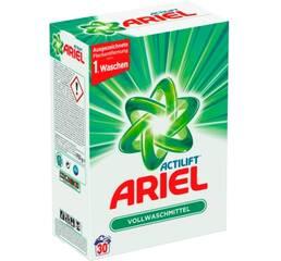 Пральний порошок Ariel 1,95 кг 30 прань оригінал