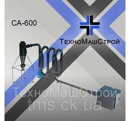 Аэродинамический сушильный комплекс СА-600 (без механизма подачи сырья)
