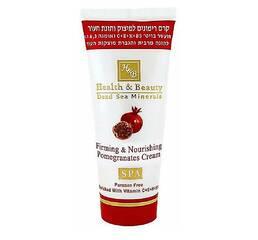 Антивіковий крем для пружності шкіри з гранатом Health & Beauty Anti-Aging and Firming Pomegranate Cream 180 мл.