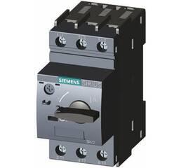 Автоматический выключатель для защиты электродвигателя, 3RV2011-0HA10, Siemens