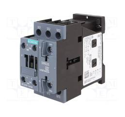 Контактор 3-полюсный 3RT2028-1AP00, Siemens