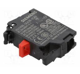 Контактный модуль с 1НЗ контактом, 3SU1400-1AA10-1CA0, Siemens