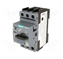 Автоматический выключатель для защиты электродвигателя, 3RV2021-4DA10, Siemens