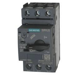 Автоматический выключатель для защиты электродвигателя, 3RV2021-4CA10, Siemens