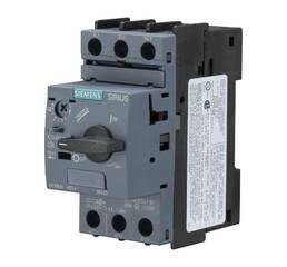 Автоматический выключатель для защиты электродвигателя, 3RV2011-1CA10, Siemens