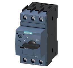 Автоматический выключатель для защиты электродвигателя, 3RV2411-1CA10, Siemens