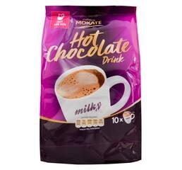 Молочный Шоколад с магнием Mokate Caffetteria Milk Chocolate, 18г*10шт