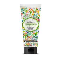 Крем для рук увлажняющий с ароматом яблока и ванили Hand Cream Careline Spring Blossom 100 мл.