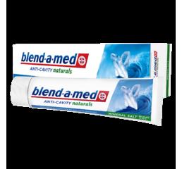 Зубная паста Blend-a-med Anti-Cavity Naturals Mineral Salt 100 мл Германия