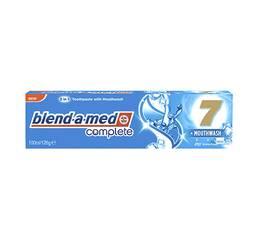 Зубная паста Blend A Med Complete 7 Mouthwash Extra Fresh 100 мл