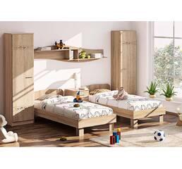 Модульні підліткові меблі серії Софт купити в Ужгороді