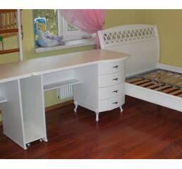 Спальня Ажур для дівчинки купити від виробника