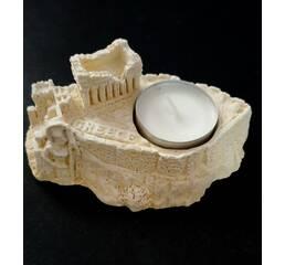 Статуэтка из гипса Храм Парфенон в Афинах Ст/036