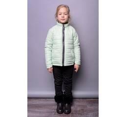Детская Куртка «Дебют Kids» (Фисташка) (Модель: Дебют Kids)