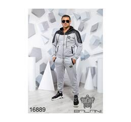Чоловічий спортивний костюм  - 16889