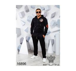 Чоловічий спортивний костюм  - 16896
