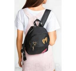 Компактний жіночий рюкзак