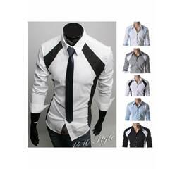 Чоловіча модна сорочка ()