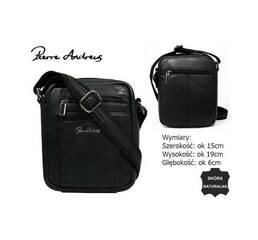 Кожаная сумка Pierre Andreus 8020-NDM-PA