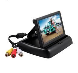 Складной дисплей для авто 4,3-дюймовый LCD HD