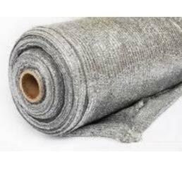 Декоративна сітка 95%  (3х50) срібляста