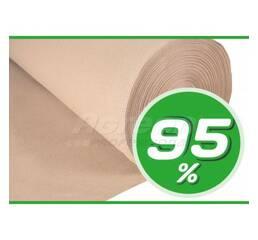 Декоративна сітка 95%  (1,5х50) бежева