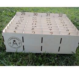 Коробка ящик для мобільних телефонів в класну кімнату   Коробки для мобільних телефонів в клас