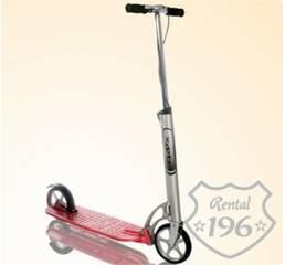 Самокат для дорослих Xootr Mg Red
