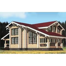 Будівництво будинків зі зрубу у Волинській області
