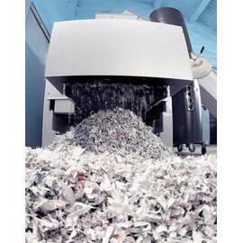 Знищення архівних документів промисловим шредером і пресуванням в тюки