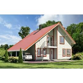 Строительство каркасно-щитовых деревянных домов по Украине