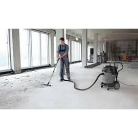 Обезпилювання бетонної підлоги