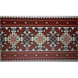 Современная этническая вышивка в Украине