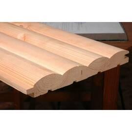 Виготовляємо дерев'яний блок-хаус з хвойних дерев