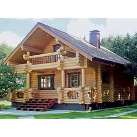 Будівництво дерев'яних будинків з оциліндрованого брусу