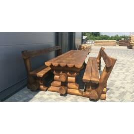 Виготовляємо міцні та надійні лавки, столи та гойдалки з хвойних брусів