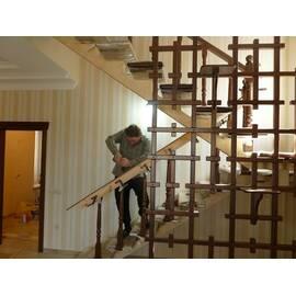Виготовлення та монтаж сходів з металу та скла у Луцьку