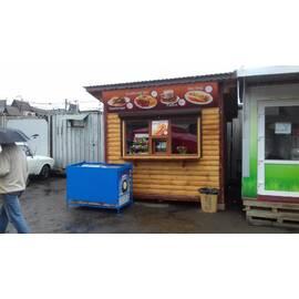 Строительство деревянных торговых павильонов, площадок, киосков в Украине