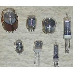 Индикатор газоразрядный цифровой ИН-17